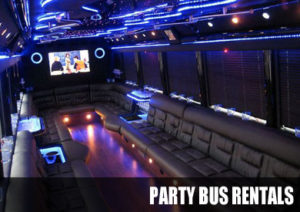 san diego party bus rental