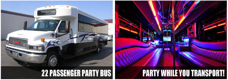 party bus rentals san diego