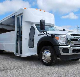 22 Passenger Party Bus Rental San Diego