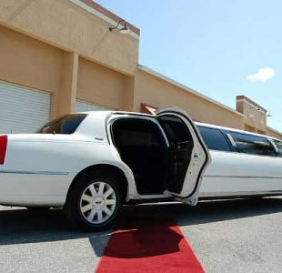 Lincoln Stretch Limousine San Diego